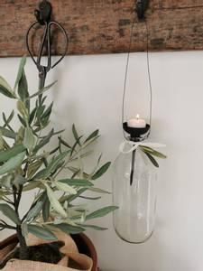 Bilde av Flaske med wire 1000 ml
